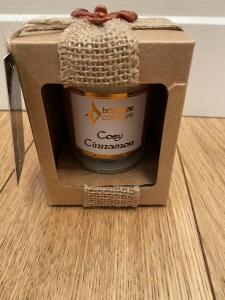 Scented Candle Cinnamon