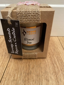 Scented Candle Floral Joy