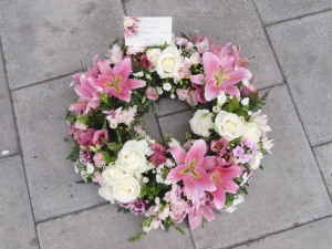 In Our Thoughts Wreath