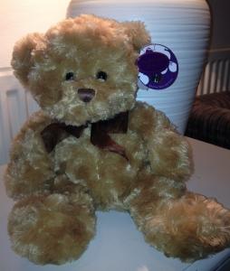 Chunky Choc Teddy
