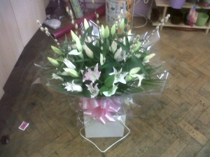 Classic Lily Hand Tied