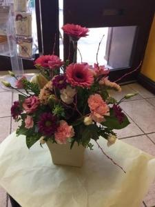 Elegant Pink Arrangement