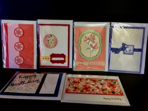 Hand Made Cards - ADD ON