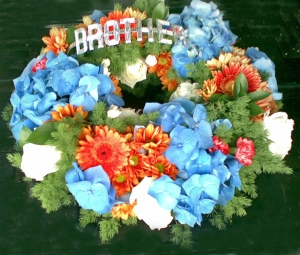 Funeral Wreath (loose)
