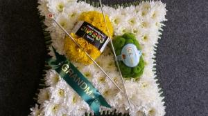 Knitting Tribute