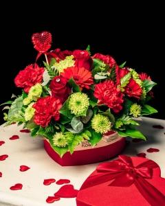Love Heart Hat Box