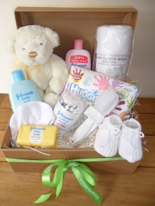 Neutral Baby Hamper