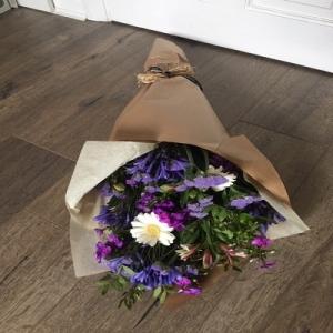 Echo Wrap Purple