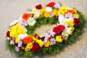 Open Wreath