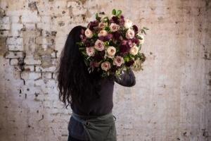 Gathered Roses