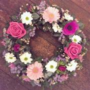 Wreath: Pastel