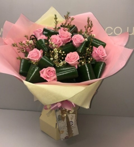 Sweet Pink And Chocs