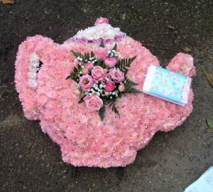 Teapot Funeral Tribute