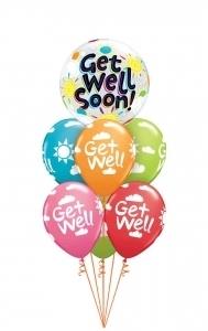 Get Well Soon Balloons