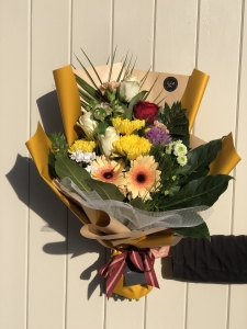 Mellow Yellow Bouquet