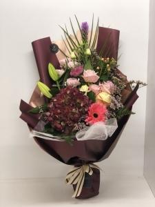 Rich Purple Bouquet