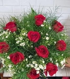 A Doz Dream Roses