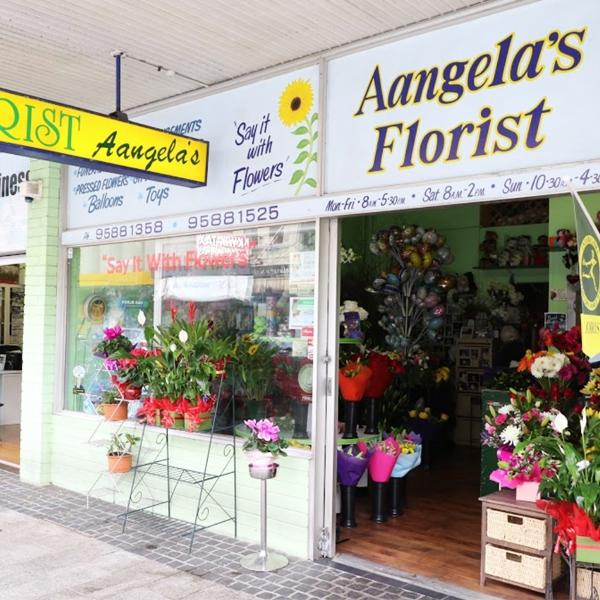 Aangela's Florist