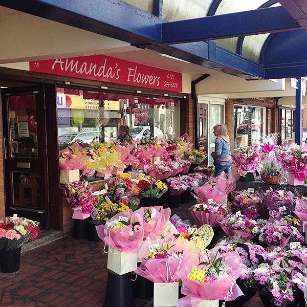 Amanda's Flowers