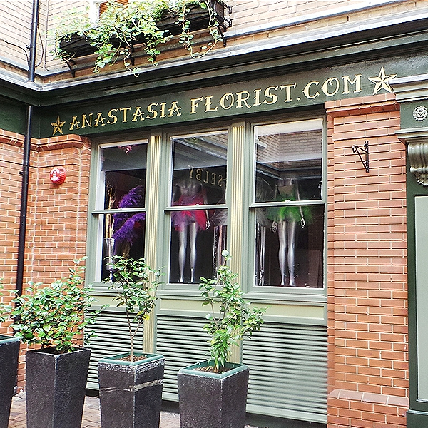 Anastasia - London