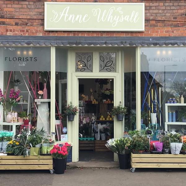 Anne Whysall Florist