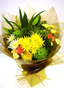 Aqua Bouquet