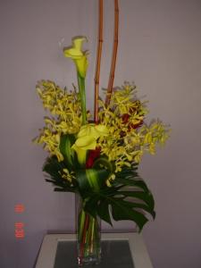 Arrangement In Vase