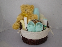 Baby Boy Pamper Hamper