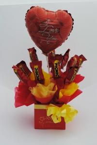 Balloon And Chocolates