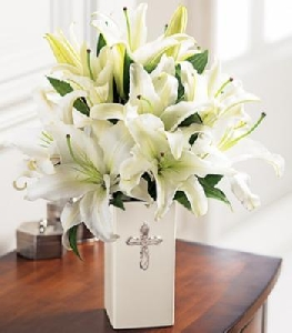 Blessings Lily Bouquet