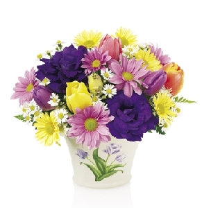 Blooms Of Spring Bouquet