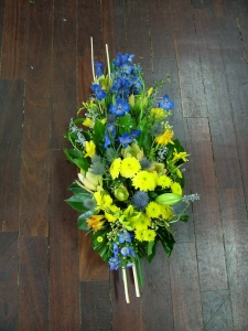 Blue Sympathy Sheaf