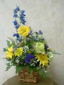 Bluebell Basket