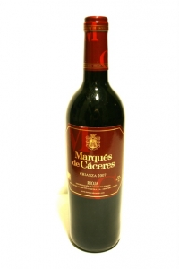 Bottle Of Rioja Wine