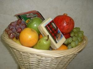 Bountiful Fruit Basket