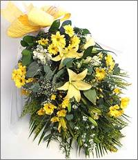 Bouquet Golden Times