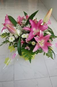 Bouquet In Water 2