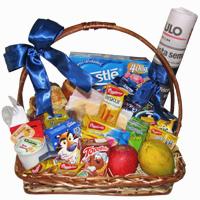 Breakfast Surprise Gift Basket