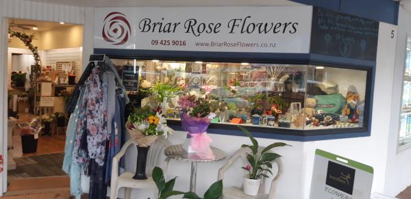 Briar Rose Flowers