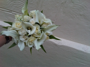 Bridal Hand-tied