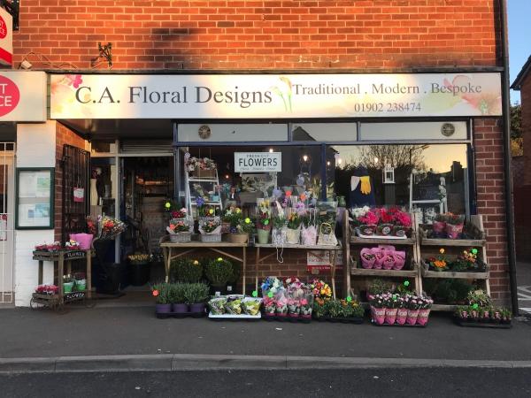 C. A. Floral Designs