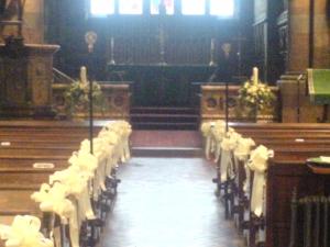 Church Bows