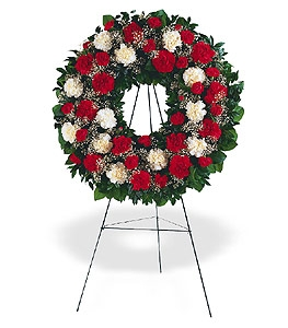 Circle Of Peace Wreath