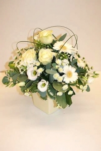 Classic Arrangement In Cream