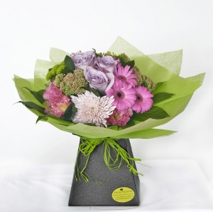 Classic Bestseller Pink Posy In Box