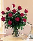 Classic Dozen Long Stem Red Roses