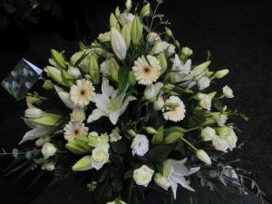 Classic White In Vase