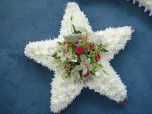 Classic White Star