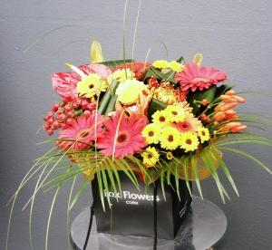 Compact Handtied Bouquet