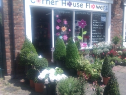 Corner House Flowers